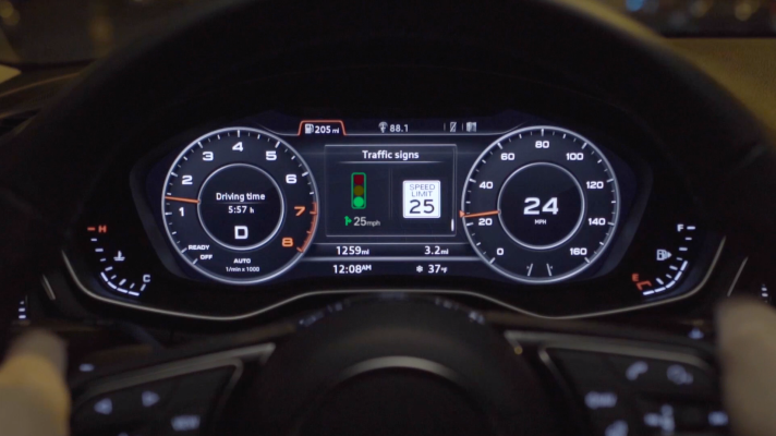 Audi's new V2I feature helps drivers hit every green light thumbnail