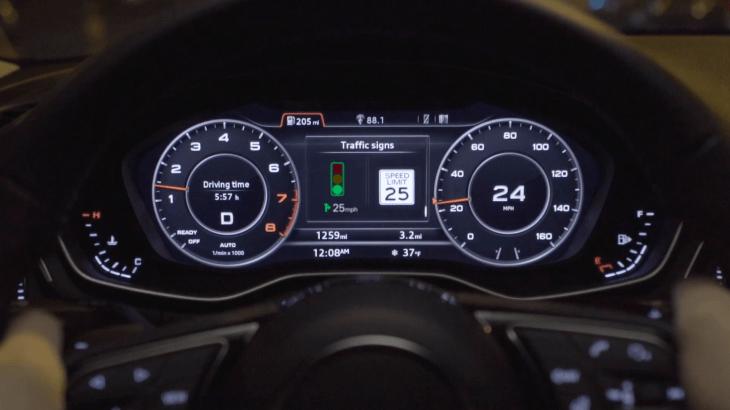 Audi's new V2I ile ilgili görsel sonucu