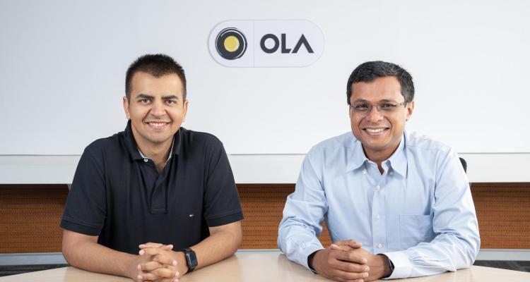 751ca1af83 Flipkart co-founder Sachin Bansal invests  92M in Ola