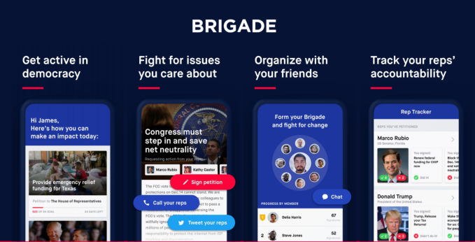 Sean Parker's govtech Brigade breaks up, Pinterest acqhires engineers Brigade App