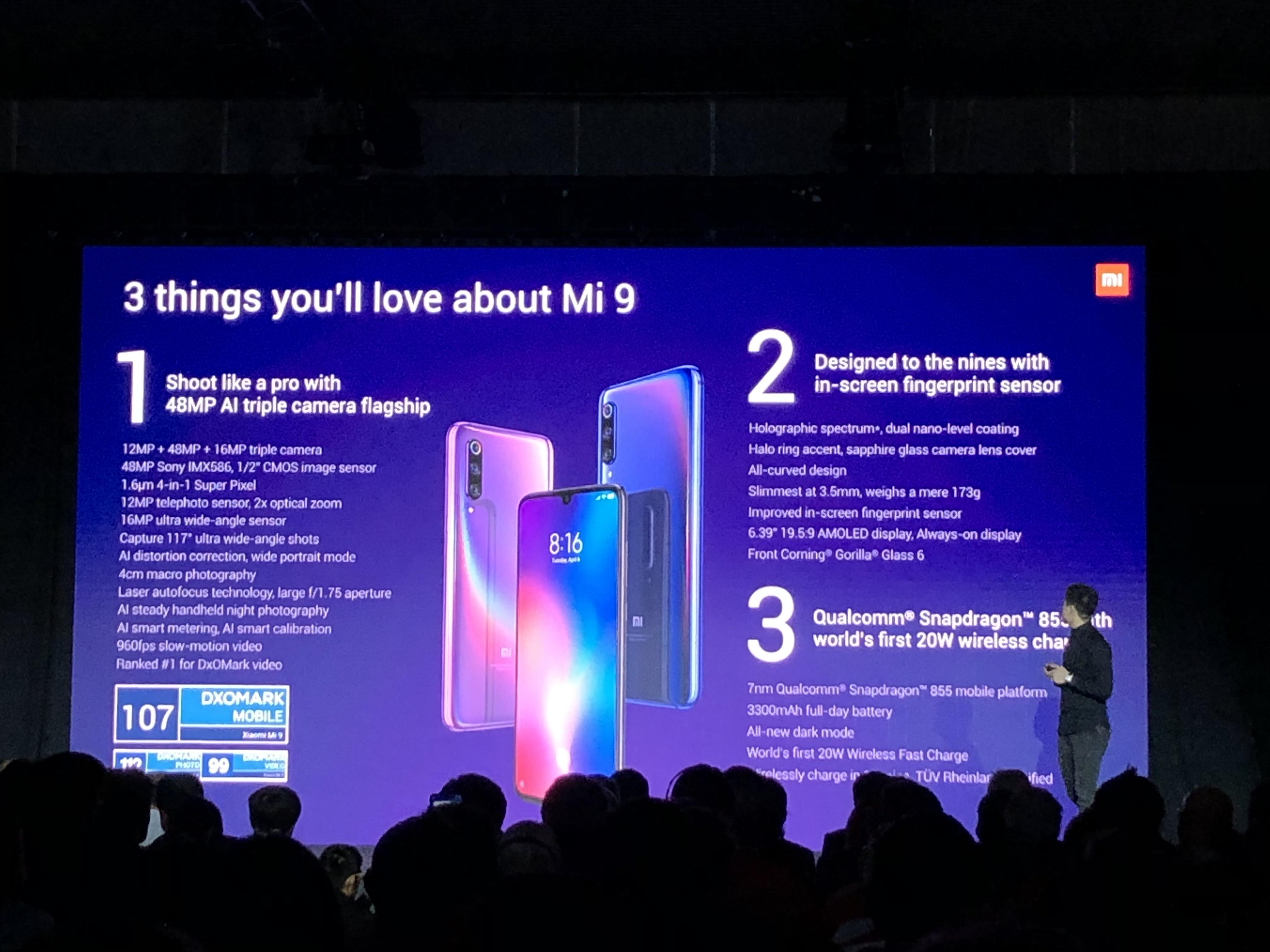 Xiaomi announces its first 5G phone, the Mi Mix 3 5G | TechCrunch