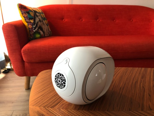 Devialet's Phantom Reactor turns music into an emotional experience thumbnail