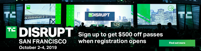 Disrupt SF 19 Daily Crunch Pre-Launch Ad