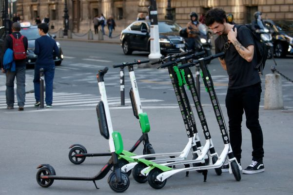 Lime loses appeal to operate electric scooters in SF