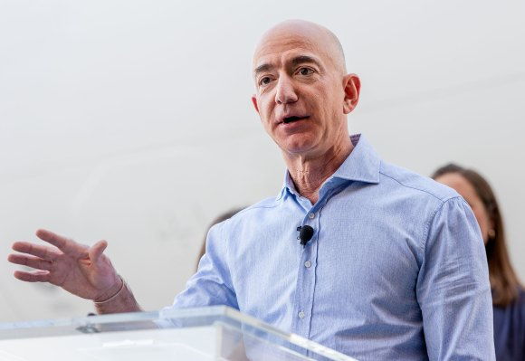 QnA VBage Daily Crunch: Bezos accuses National Enquirer of blackmail