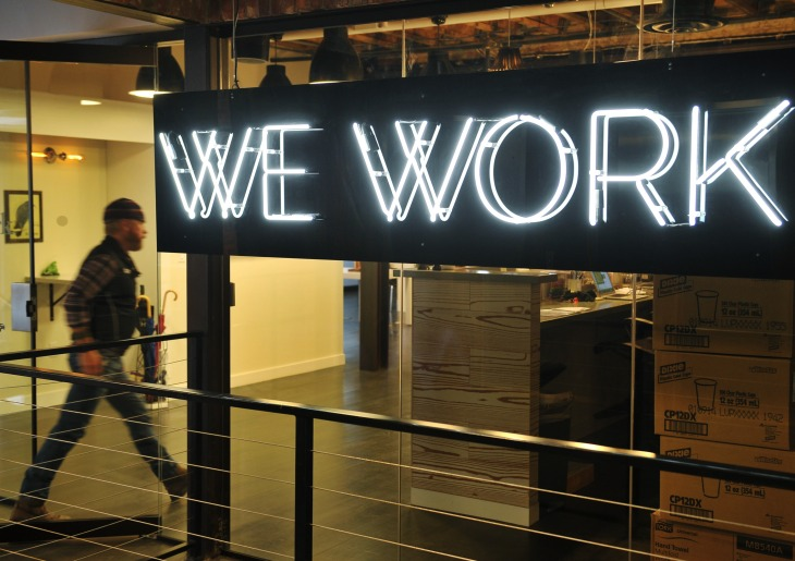 WeWork confirms it has laid off 300 employees | TechCrunch