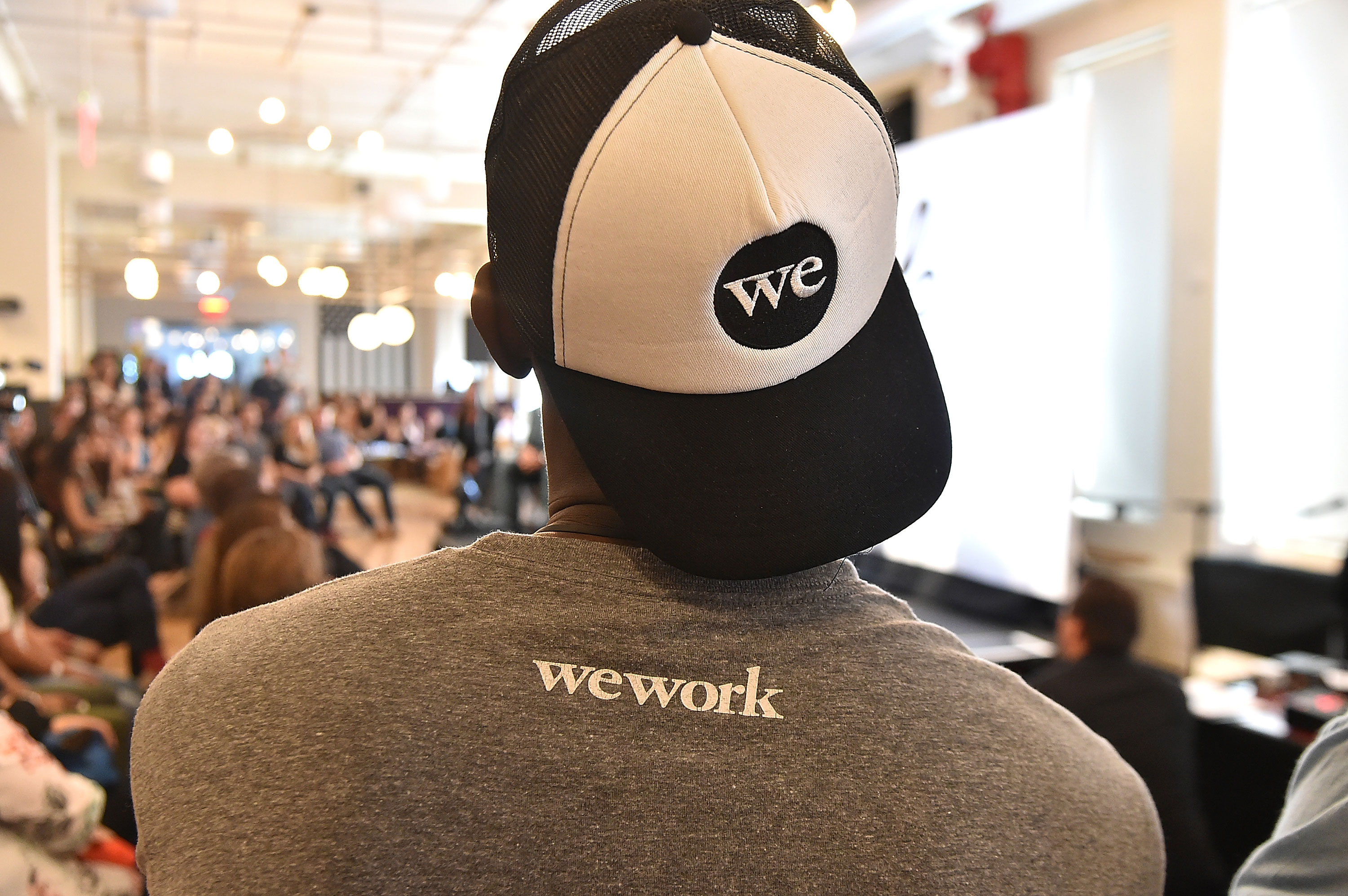 "iHeartMedia And WeWork's ""Work Radio"" Launch Party"