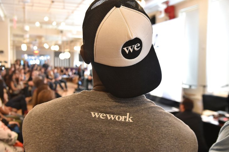 """iHeartMedia And WeWork's """"Work Radio"""" Launch Party"""