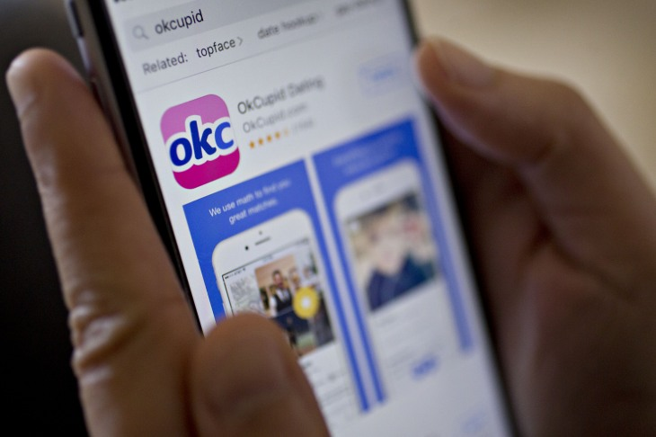 Tinder And OKCupid Applications After Parent Company Match Group Inc. Releases Earnings Figures