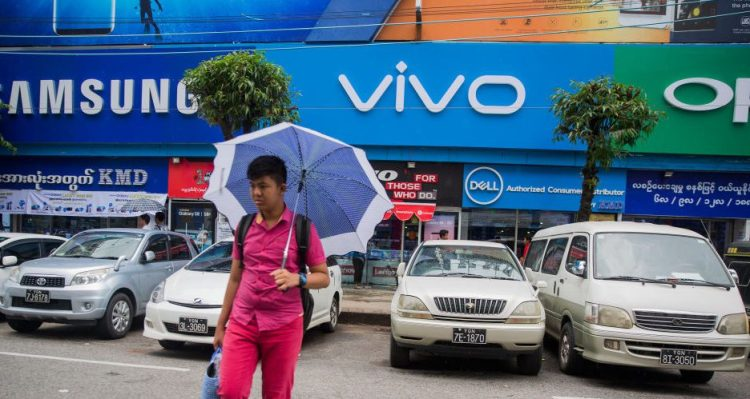 photo image Sub-brands are the new weapon in China's smartphone war