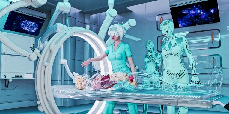 Bill Gates-backed Vicarious Surgical adds a virtual reality twist to robots in the operating room