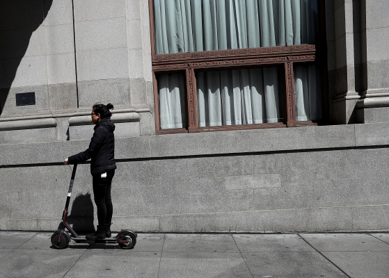 Techmeme: Bird says it will launch scooters in more than 50
