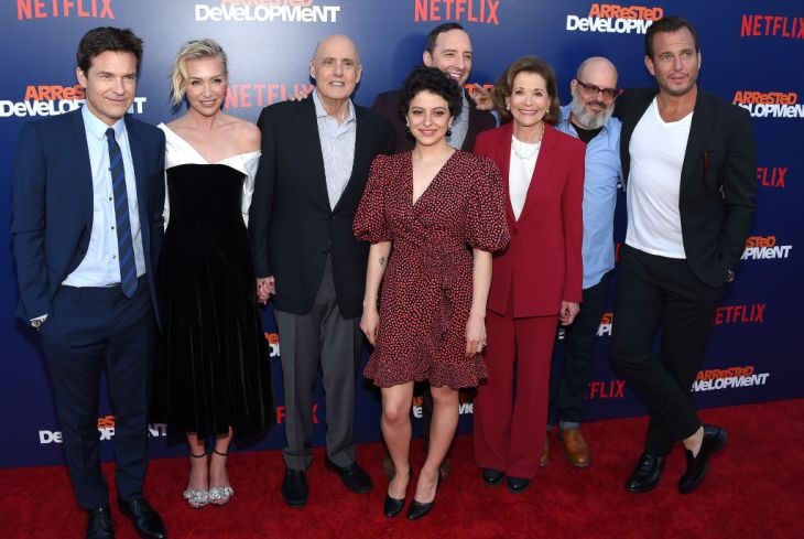 Netflix says new episodes of 'Arrested Development' will