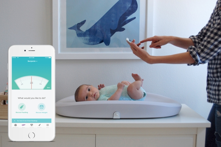 736a95de1bf9 Amazon invests in Hatch Baby