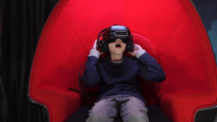 Walmart tech incubator Store No  8 launches VR startup