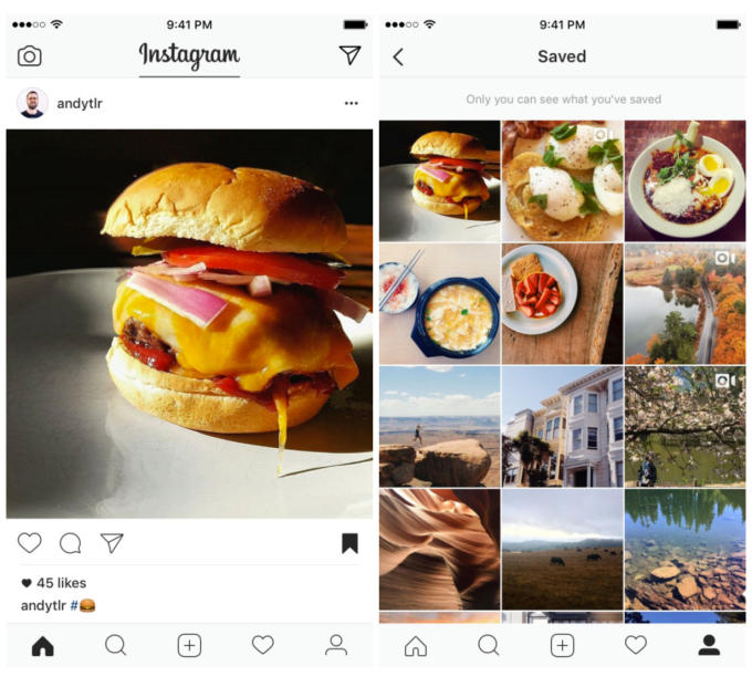 Pinstagram? Instagram code reveals Public Collections feature Instagram Saved