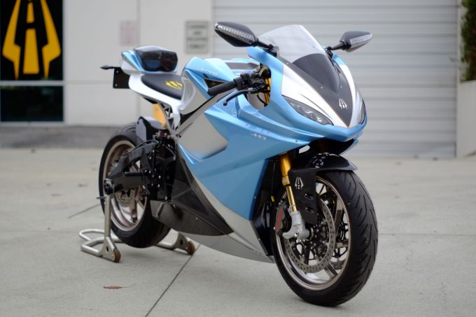 Zero Motorcycles leads in electric motorcycles as BRP scoops