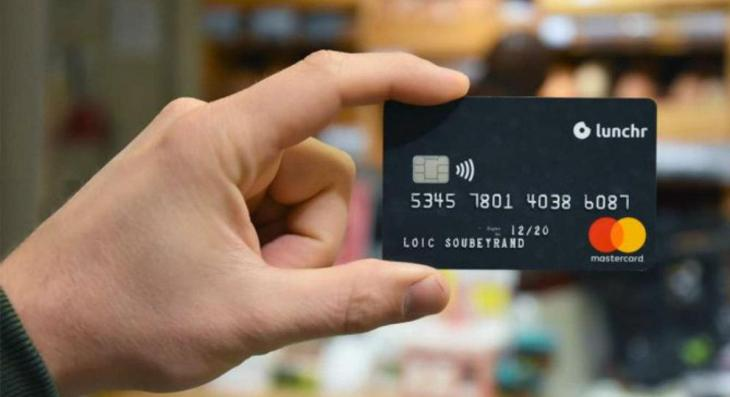 Lunchr grabs $34 million for its corporate lunch card