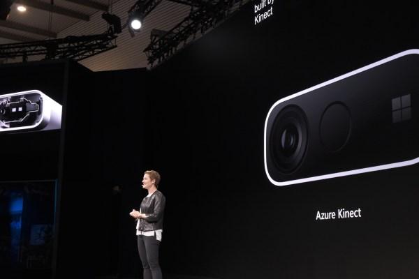Techmeme: Microsoft announces Azure Kinect, a new depth
