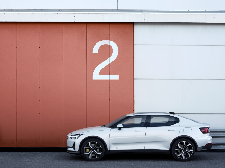 5656696d2e Polestar unveils its all-electric response to the Tesla Model 3 ...