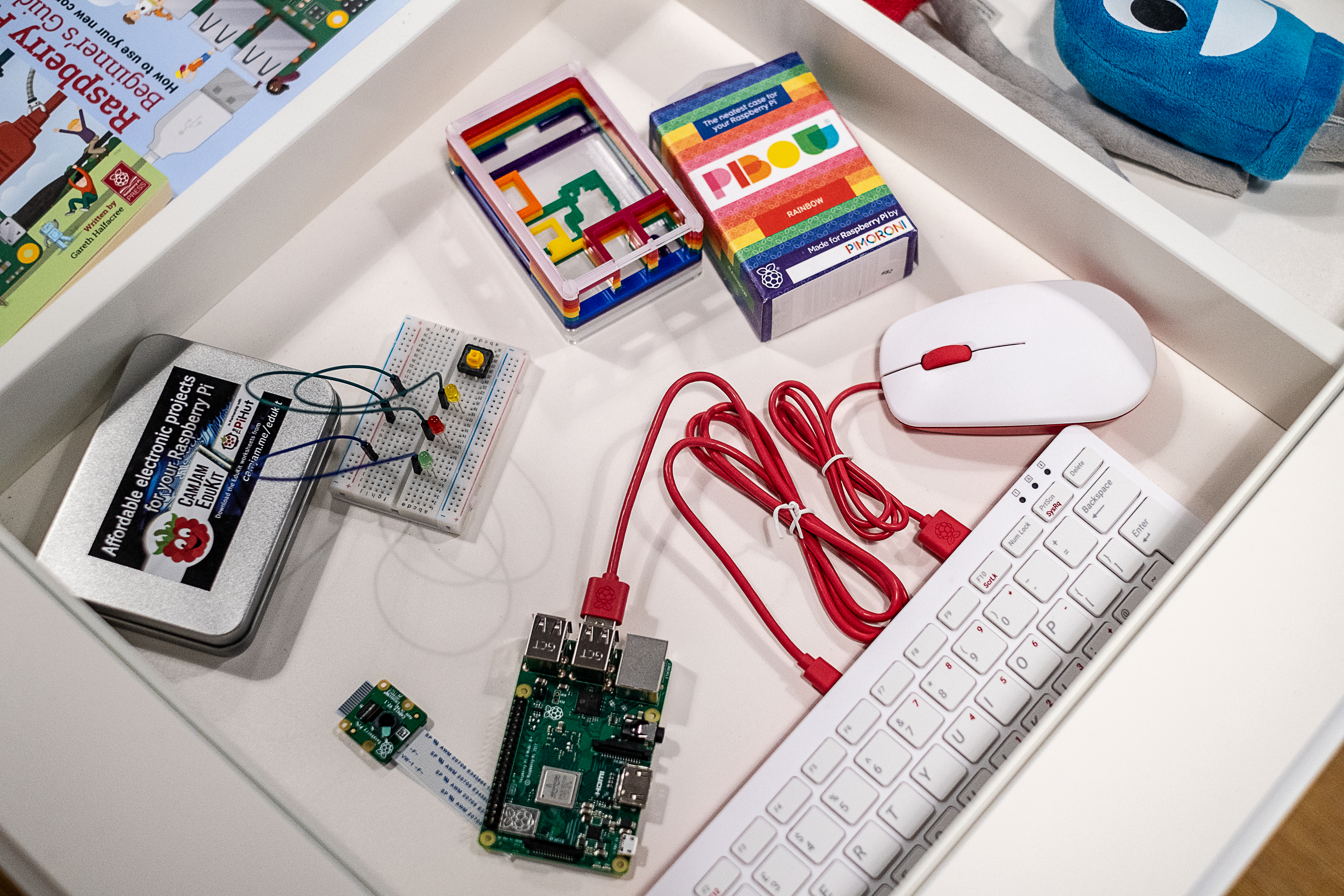 The Raspberry Pi store is much cooler than an Apple Store