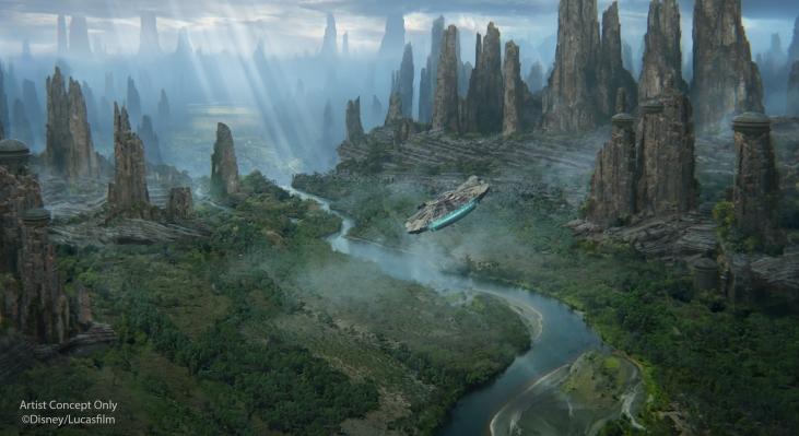 How Disney Built Star Wars, in real life | TechCrunch