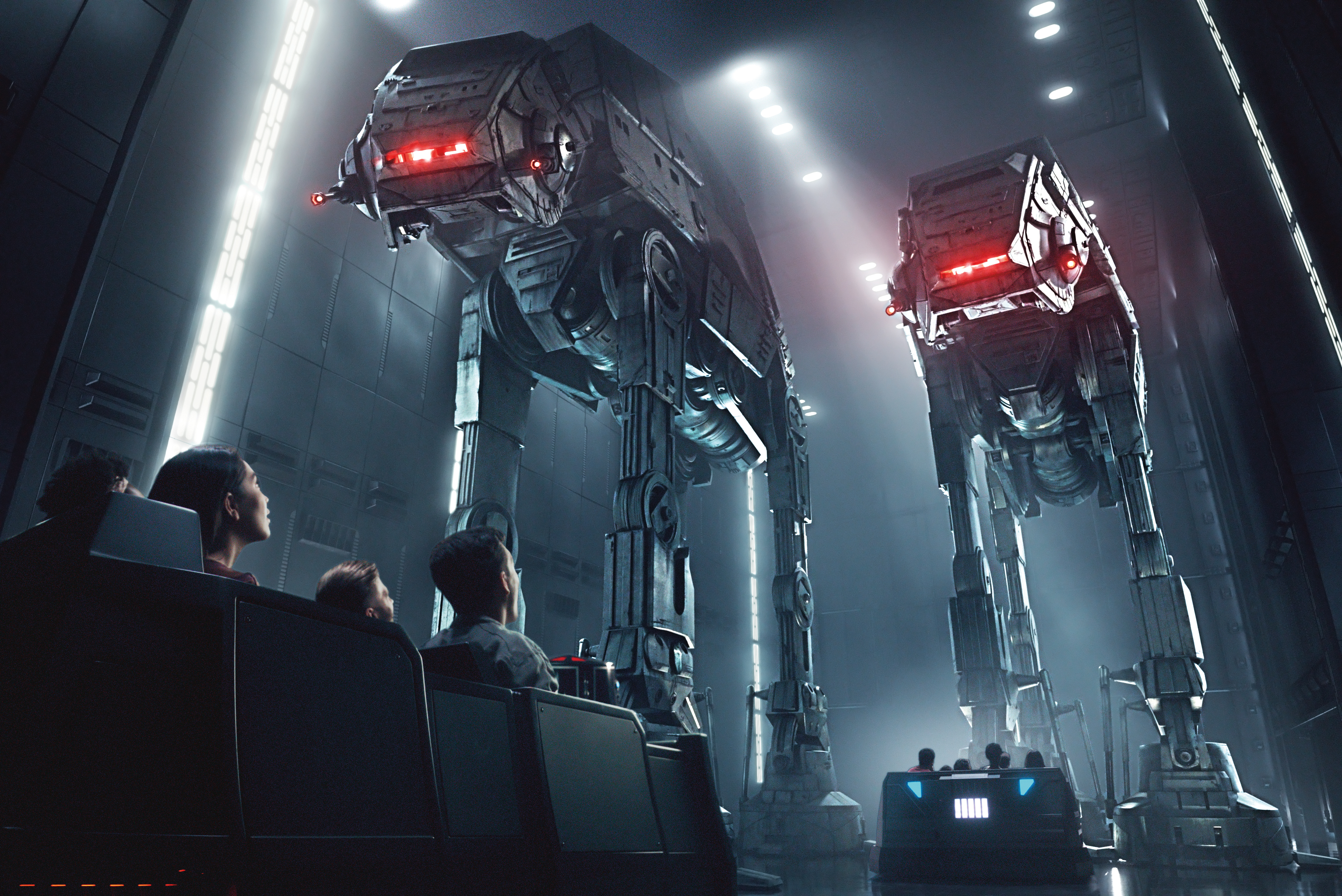 Land Of Dead Will Continue To Welcome >> How Disney Built Star Wars In Real Life Techcrunch