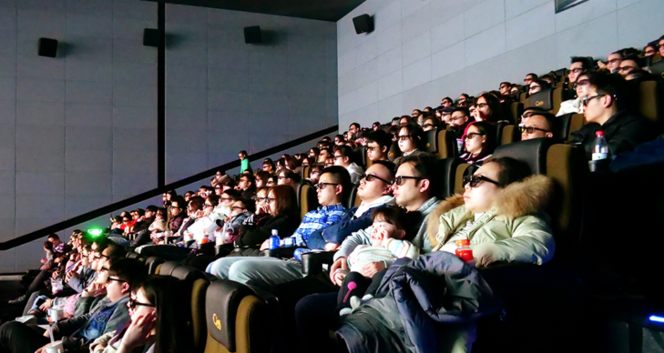 It isn't just apps. China's cinemas broke records during Lunar New Year Screen Shot 2019 02 13 at 9