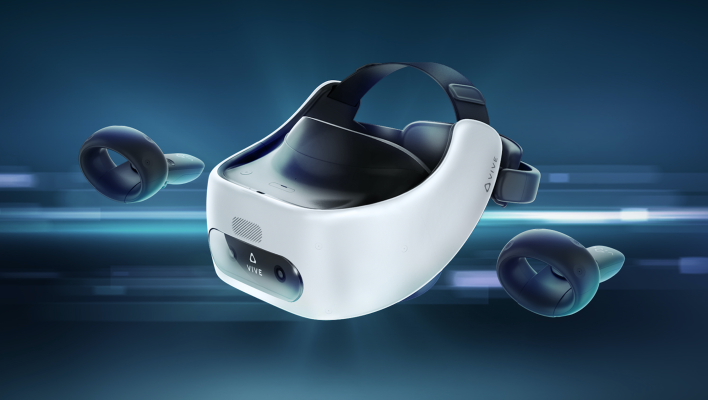 HTC Revamps Standalone VR Headset to Keep Pace with Oculus While it Looks to Big Business