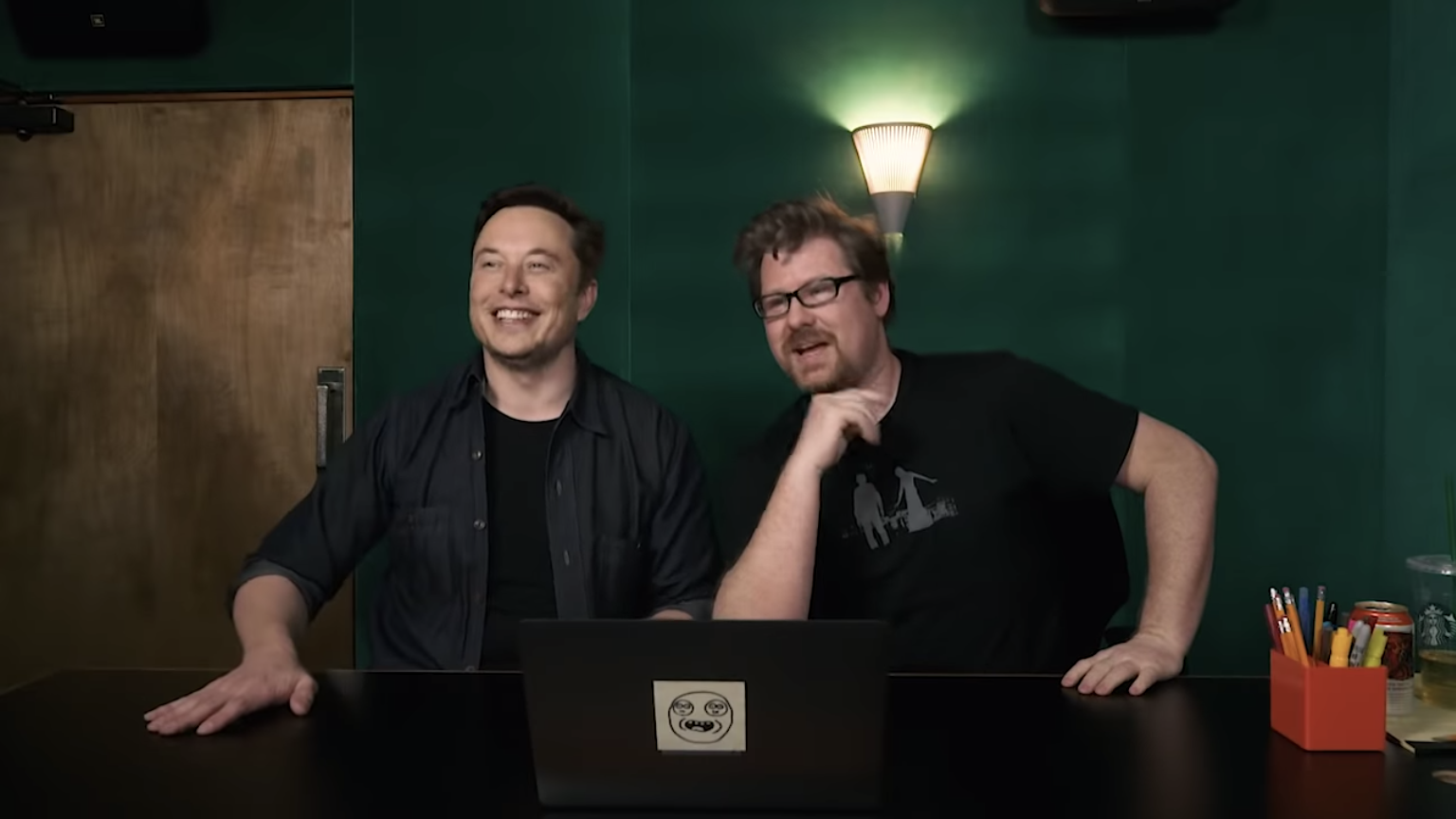 techcrunch.com - Kirsten Korosec - Elon Musk finally hosted meme review with the co-creator of Rick and Morty