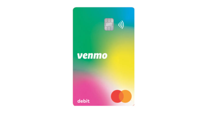 07e94b96b38d Venmo launches a  limited edition  rainbow debit card for its payment app  users