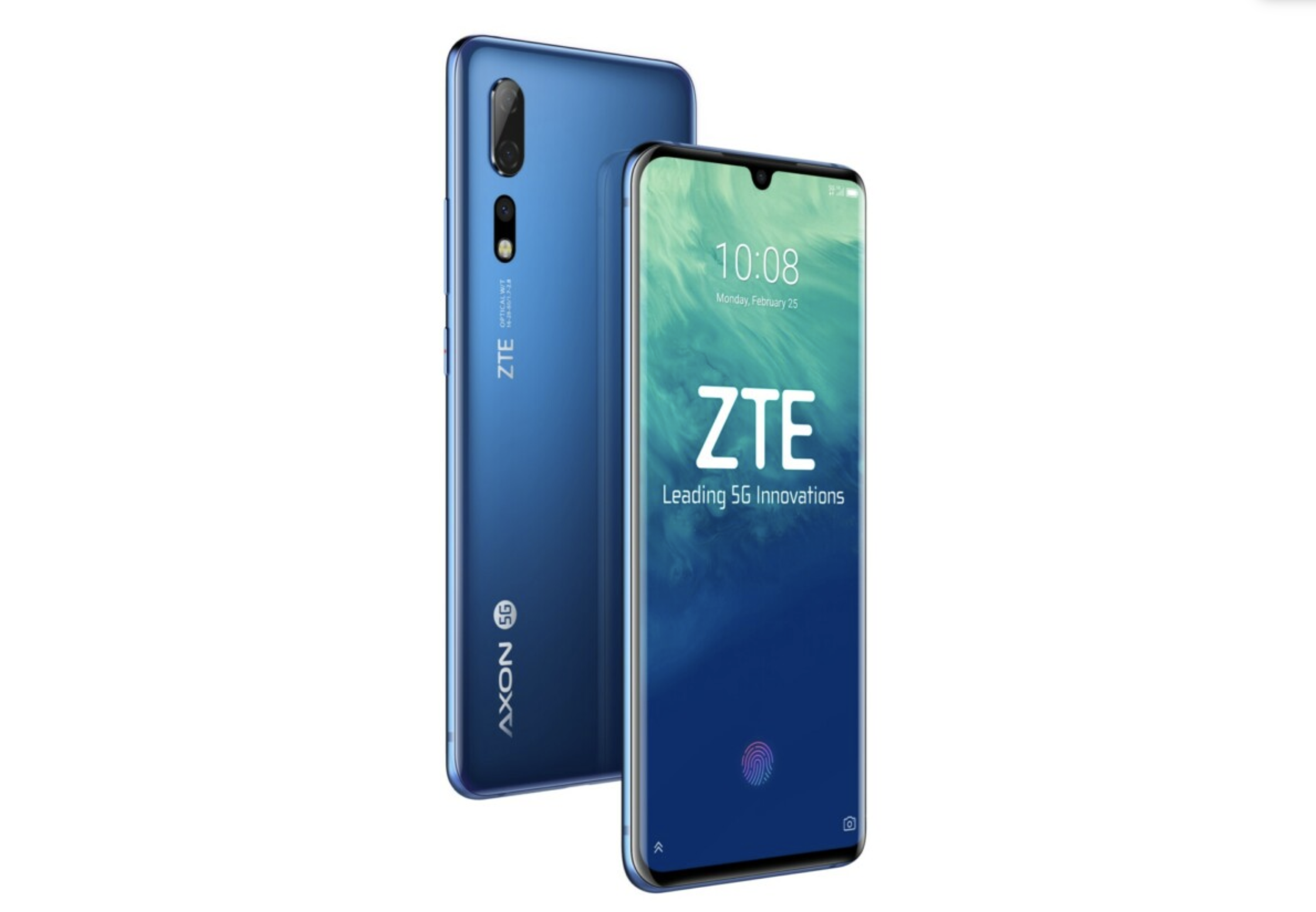 Don't worry, ZTE has a 5G phone, too | TechCrunch