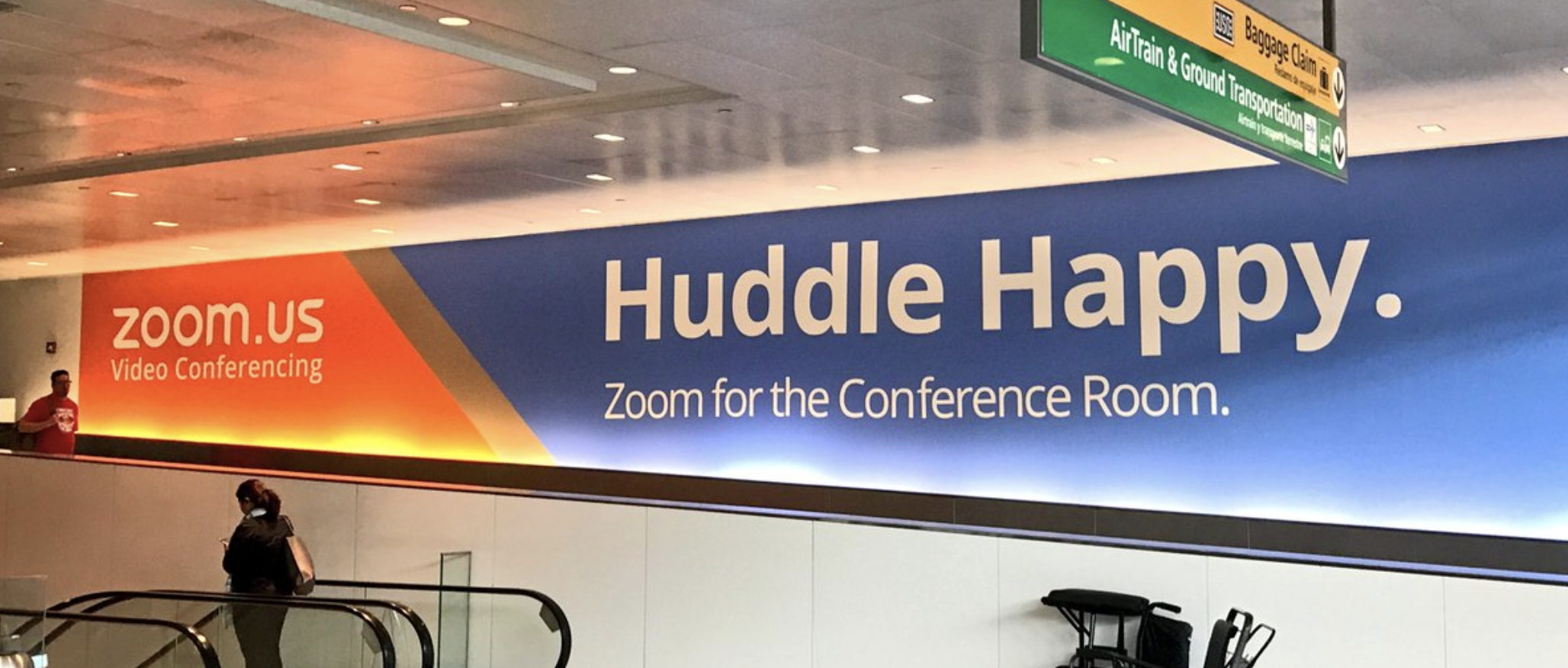 Report: Zoom, the video conferencing company, may be a public