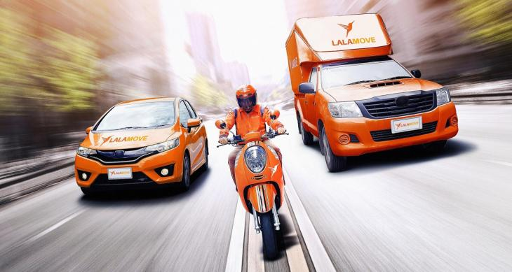 On-demand logistics startup Lalamove raises $300M for Asia