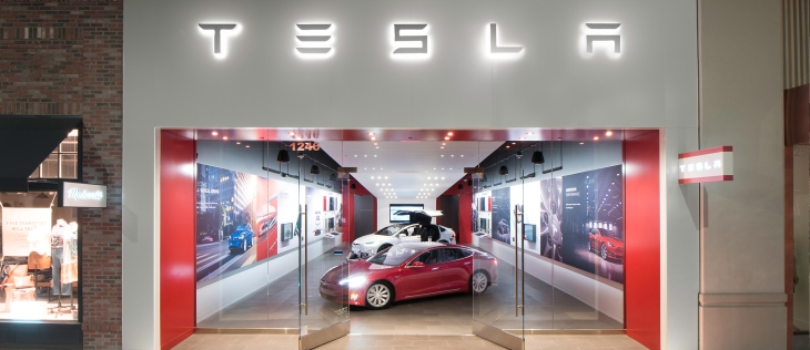 Tesla closing retail stores in shift to online-only sales