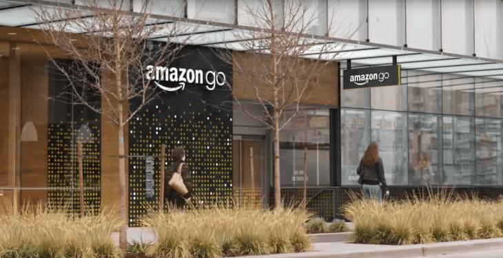 Amazon Could Launch Amazon Go Store In London Techcrunch