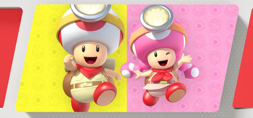 Nintendo makes the old new again with Mario, Zelda, Tetris titles for Switch captain toad
