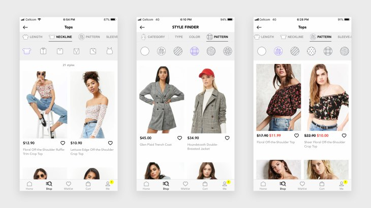 c3fa0520e509aa Donde Search picks up $6.5 million to help fashion retailers with ...