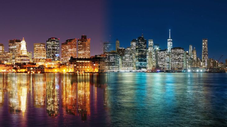 Boston and NY share high-tech losses as GE and Amazon bail on same