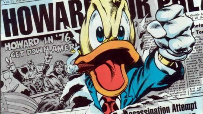 Hulu greenlights 'Howard the Duck' and three other provocative Wonder reveals