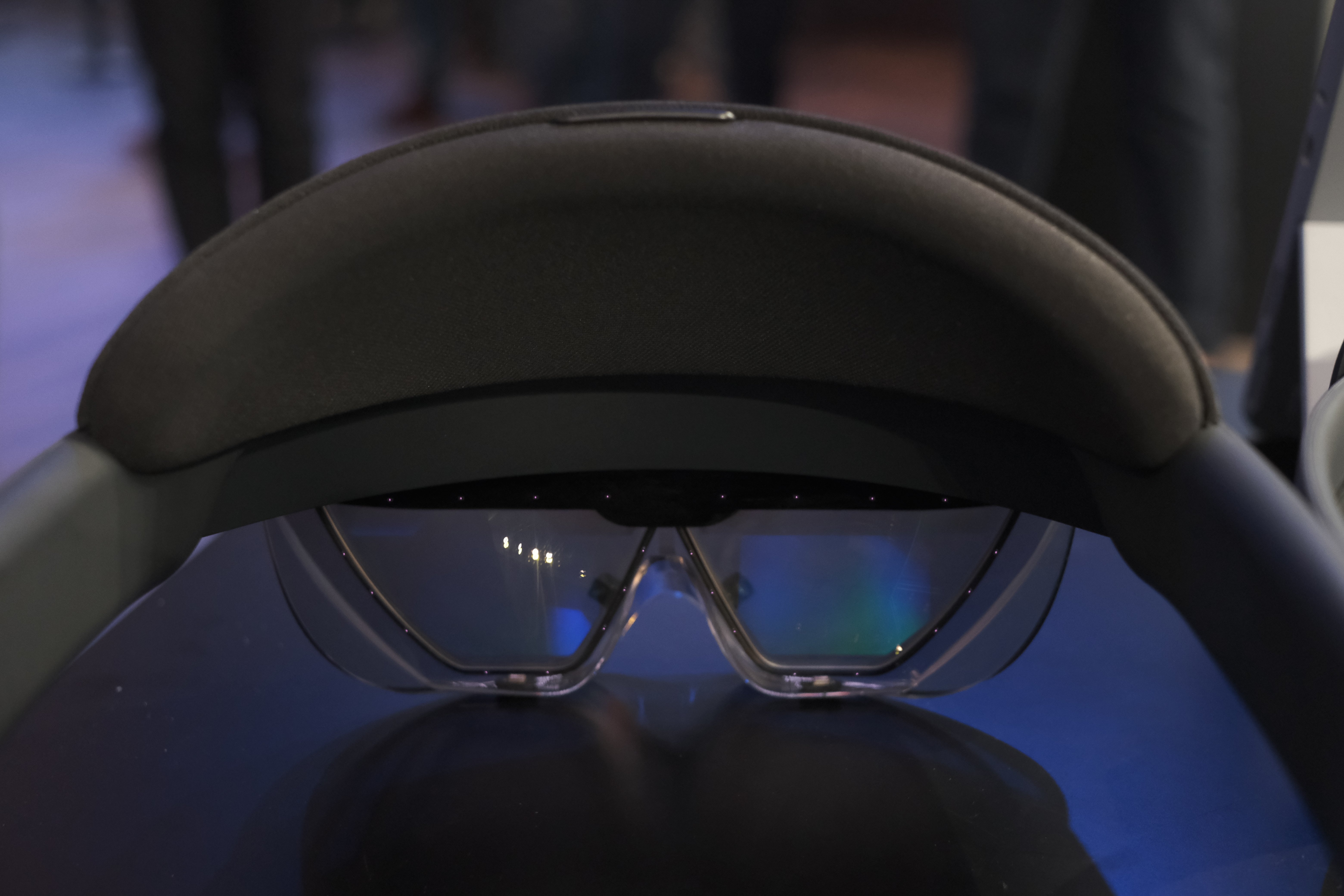 Hands-on with Microsoft's new HoloLens 2 | TechCrunch