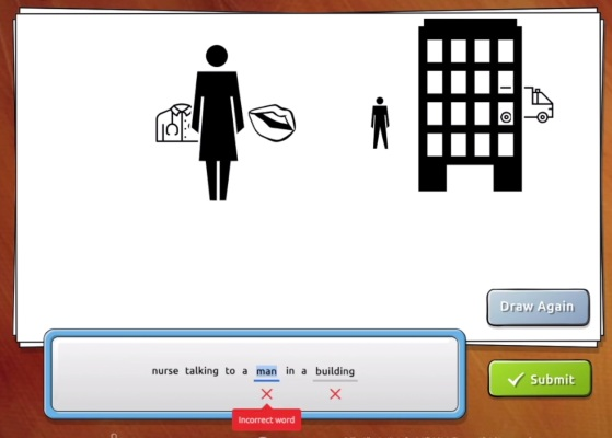 Play Iconary, a simple drawing game that hides a deceptively deep AI