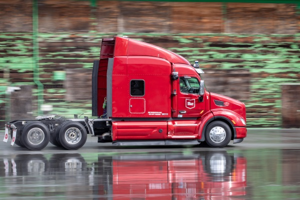 Self-driving truck startup Ike raises $52 million