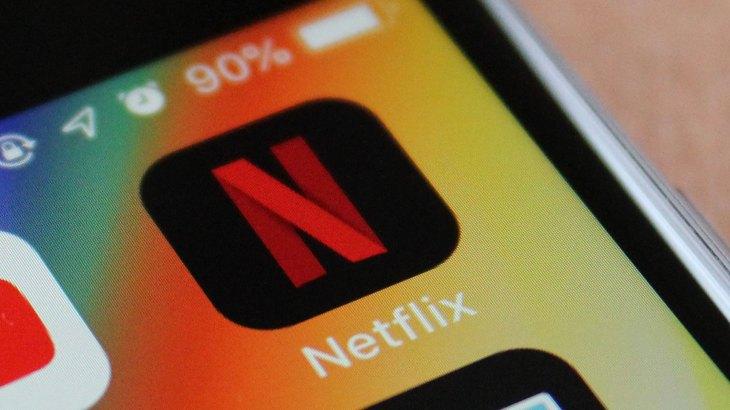 Netflix app icon iOS