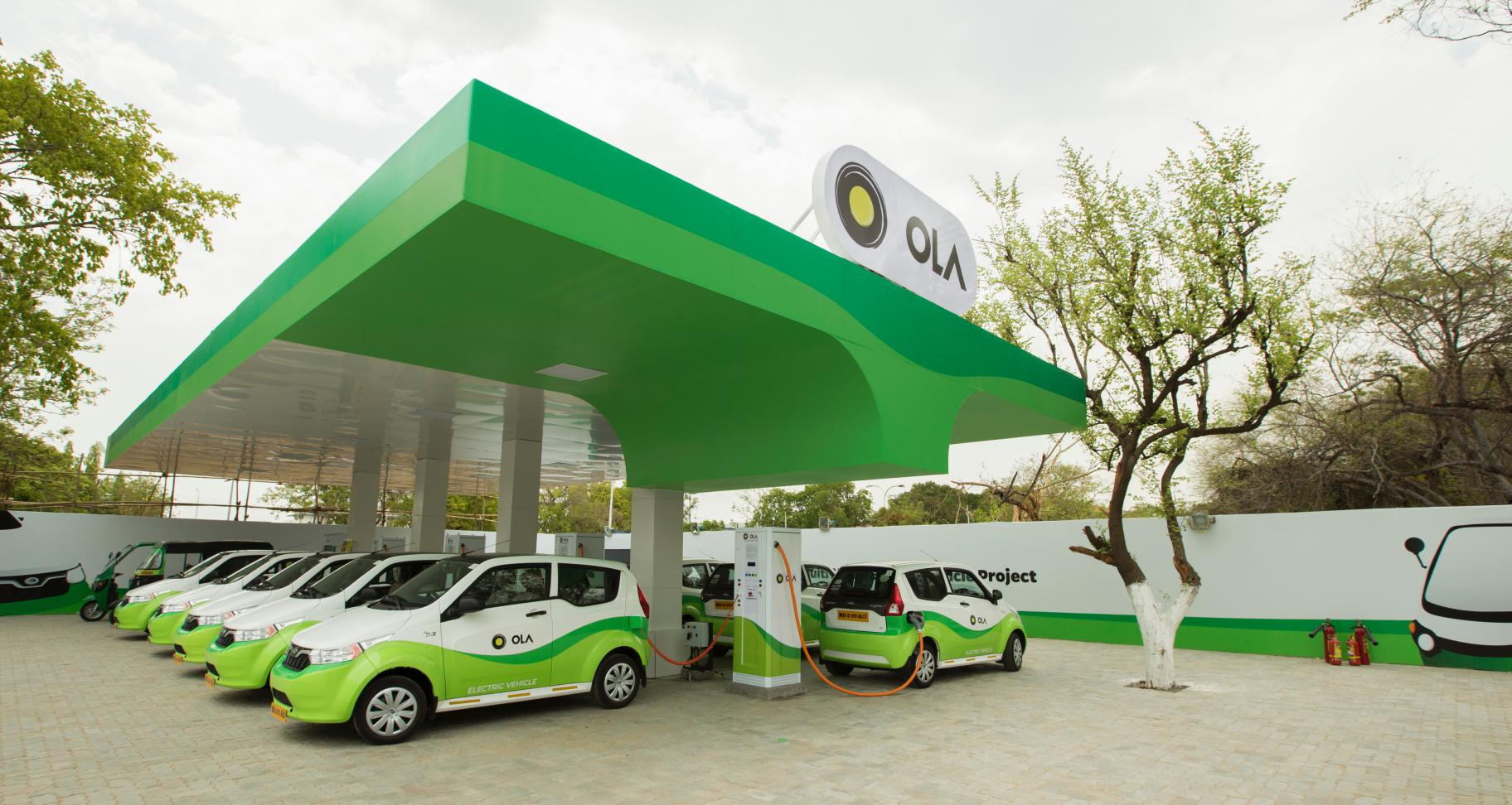 ola electric1 - India's most popular services are becoming super apps