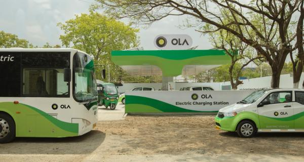 India's Ola spins out a dedicated EV business — and it just raised $56M from investors