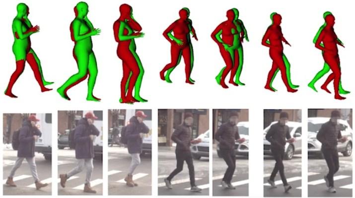 Pedestrians umich