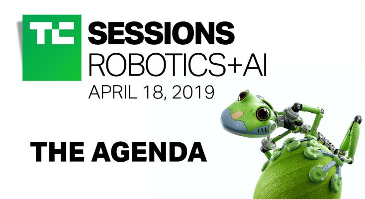 Announcing the Agenda for TC Sessions: Robotics/AI at UC Berkeley on April 18