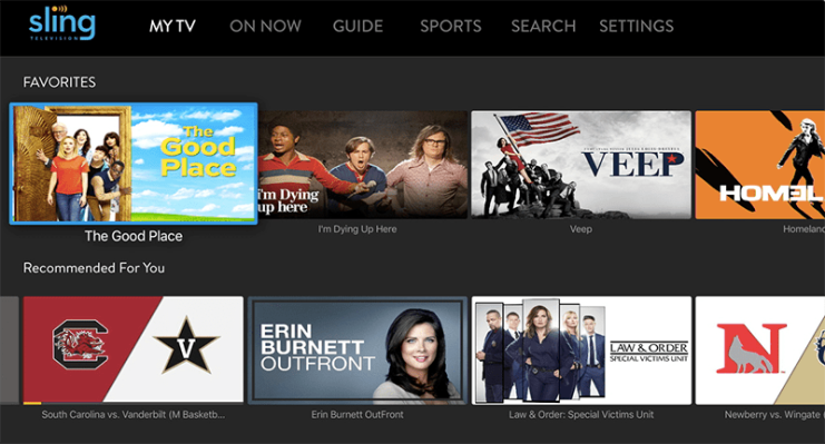 Sling TV Closes Year with 2.4 Million Subscribers, but Growth Slowed Significantly