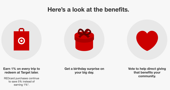 Target expands its 1 percent back loyalty program, Target Circle, to